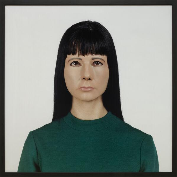 Gillian Wearing, 'Self Portrait', 2000