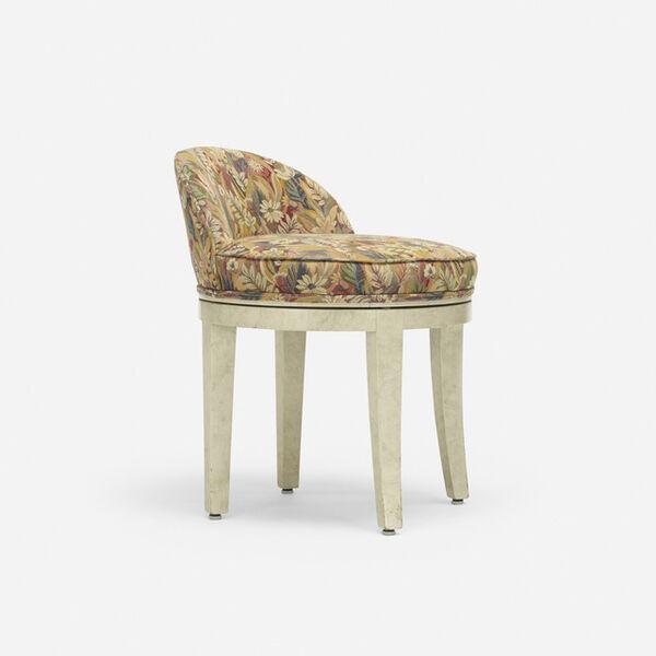 Samuel Marx, 'vanity stool from the Ehrlich Residence, Highland Park, IL', c. 1951