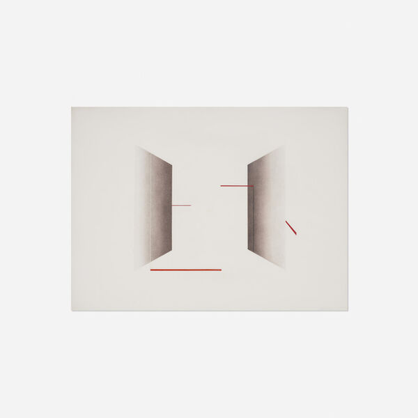 Jonathan Santlofer, 'Untitled', 1976