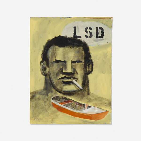 Robert Loughlin, 'Untitled (LSD)', 2002