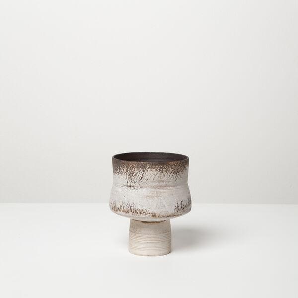 Hans Coper, 'Cylindrical form on base', ca. 1963