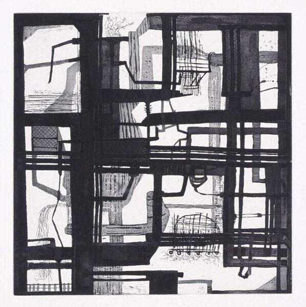 Sheila Pepe, 'Near Quadrozzi Concrete & 9th St. Bridge', 2004