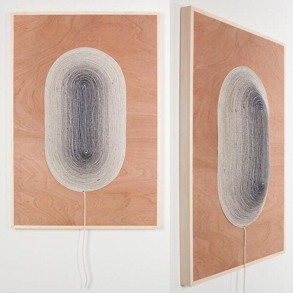 Doug Johnston, 'Navy Coil'