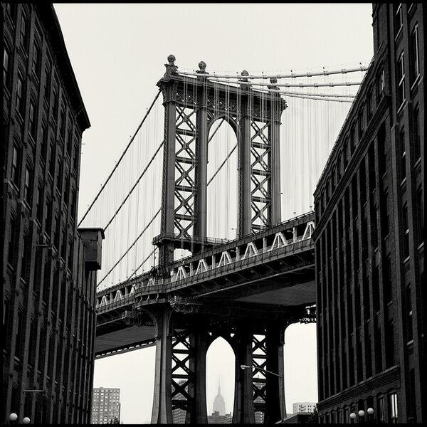 Dan Winters, 'Empire State Building', 2008