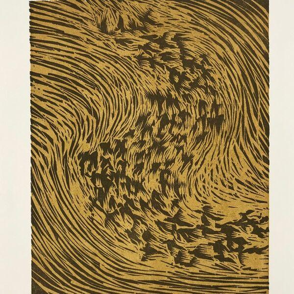 James Nares, 'Starling', 1990