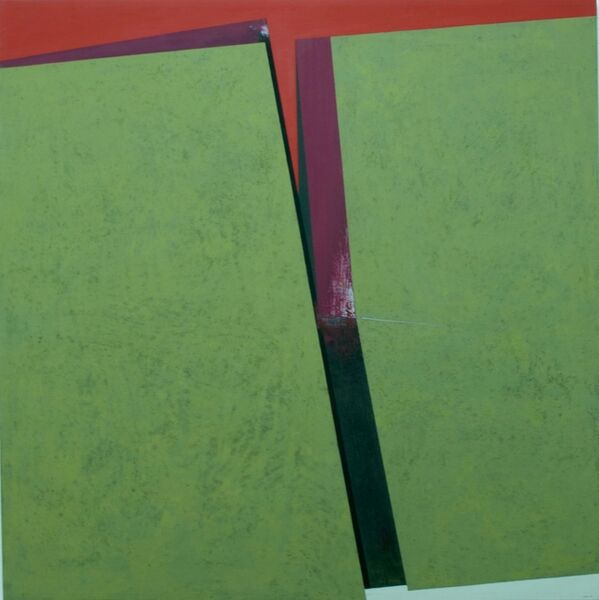 Silvia Lerin, 'Division on the Green', 2009