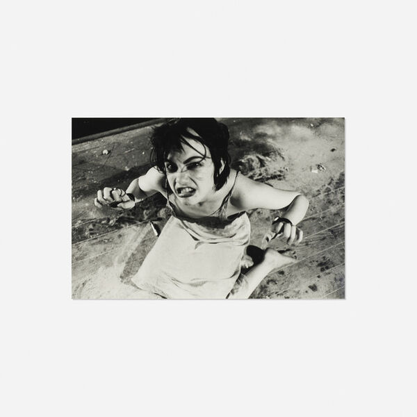Richard Kern, 'Lung as Bratt', 1985