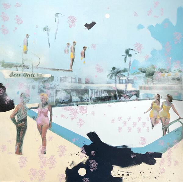 Lizzie Gill, 'High Dive', 2020