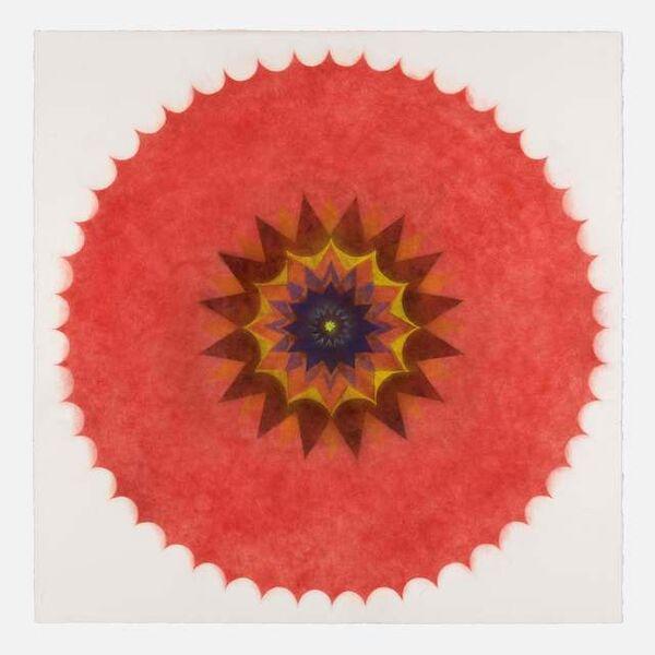 Mary Judge, 'Pop Flower 47', 2017