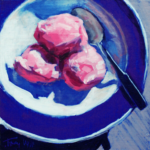 Tracy Wall, 'Strawberry Summer', 2018
