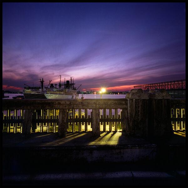 Jan Staller, 'John Brown Liberty Ship, Hudson River ', Neg. date: 1978