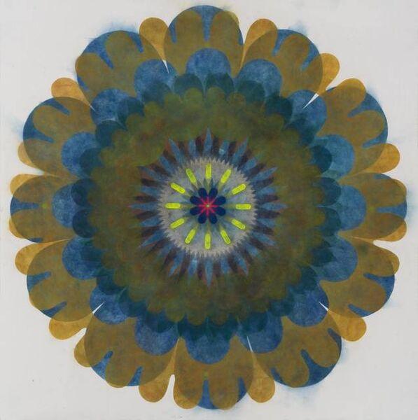 Mary Judge, 'Pop Flower Opus 14', 2019