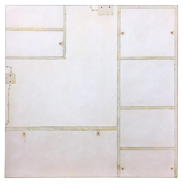 "Clay Ketter, 'T.P. alb.12.A–2'99 ""Garage Workshop""', 2018"