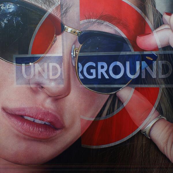 Simon Hennessey, 'Underground Distortion'