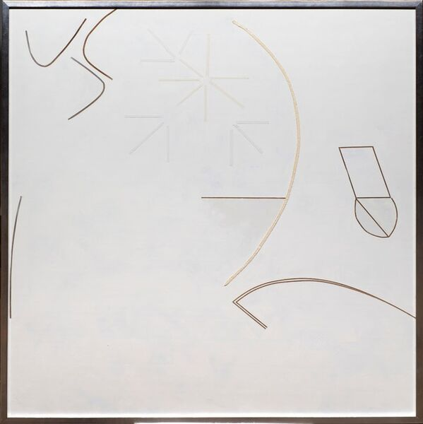 Ronald Langley Bloore, 'Untitled (New Series no. 4) July 8', 1999