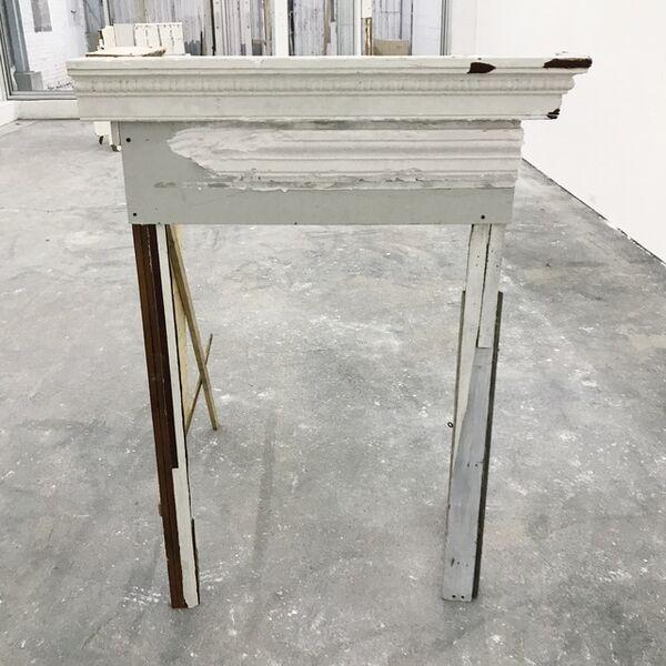 Sonya Blesofsky, 'Monument (Mantelpiece)', 2018