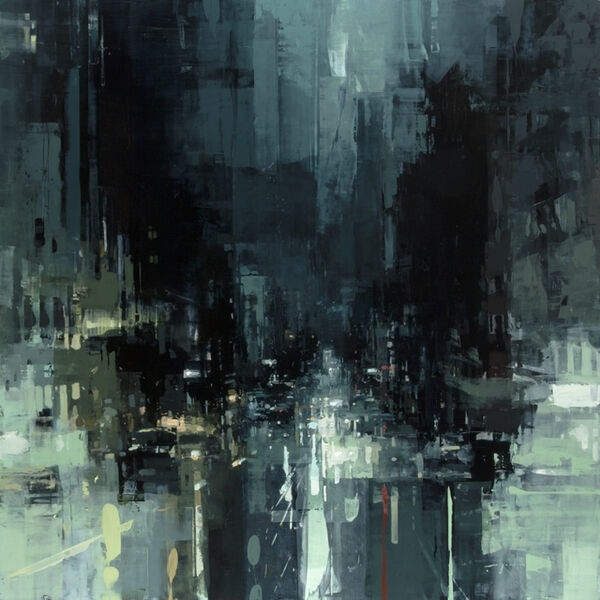 Jeremy Mann, 'The Geary St. Storm'