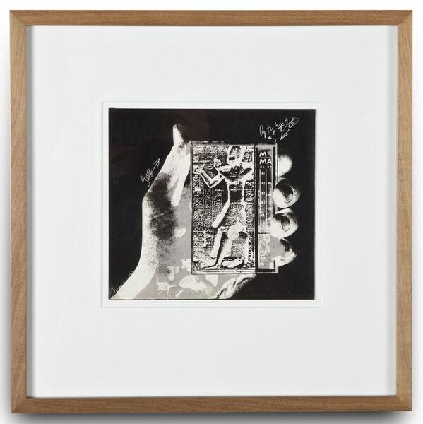 Wallace Berman, 'Untitled #102', 1964-1976