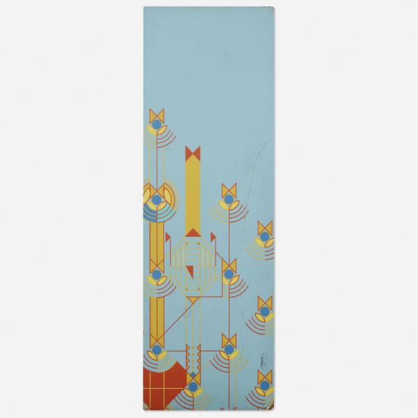 Frank Lloyd Wright, 'Panel from the Arizona Biltmore Hotel', 1973