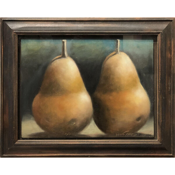 Carol Anthony, 'Two Pears', 2005