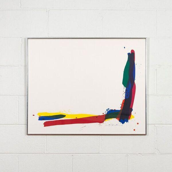 Sam Francis, 'Turn', 1972