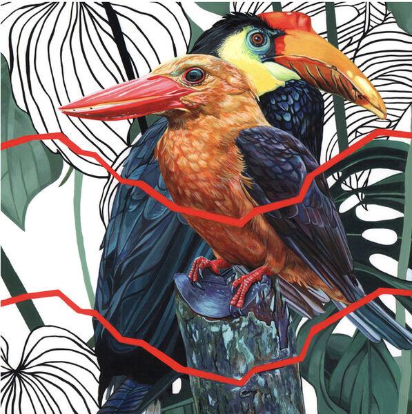 Juan Travieso, 'Endangered Birds #169', 2019