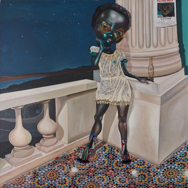 Ndidi Emefiele, 'Search party', 2018