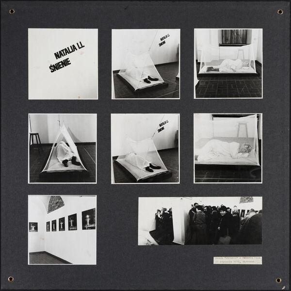 Natalia LL, 'Dreaming', 1978