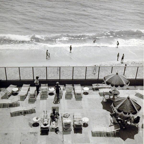 Joe Deal, 'Malibu Beach, California, from the series: Beach Cities', 1978
