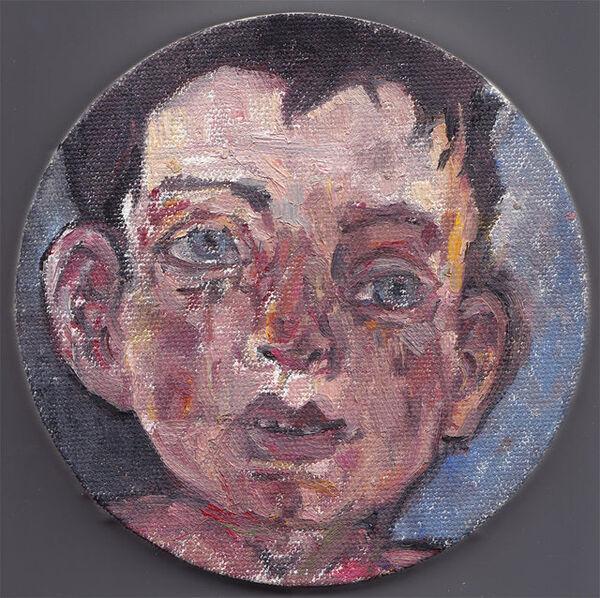 Judy Glantzman, 'SWEET BOY', 2003