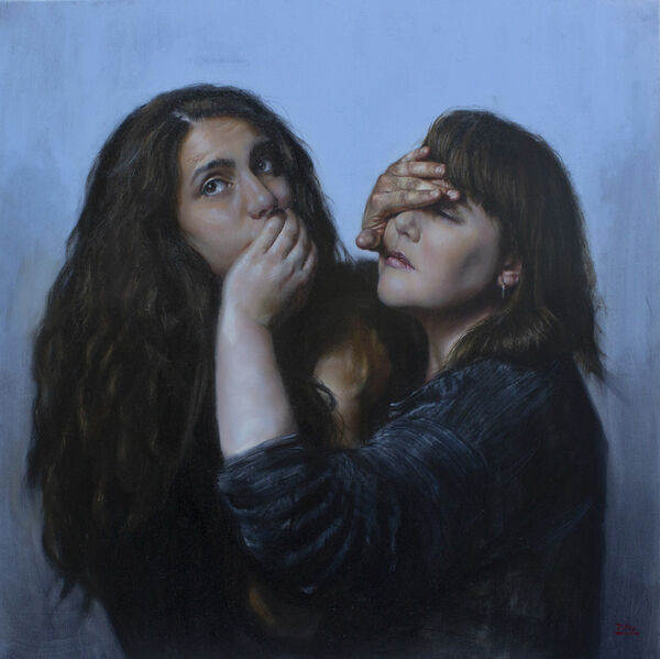Daire Lynch, 'Ties that Bind', 2019