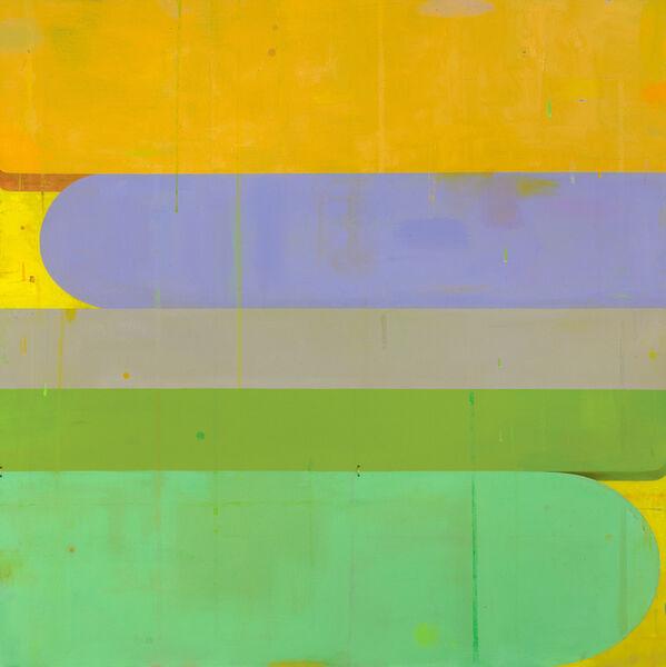 Deborah Zlotsky, 'Homage to nk', 2016