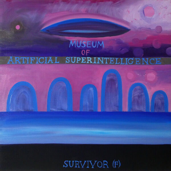 Suzanne Treister, 'SURVIVOR (F)/Museum of Artificial Superintelligence', 2019
