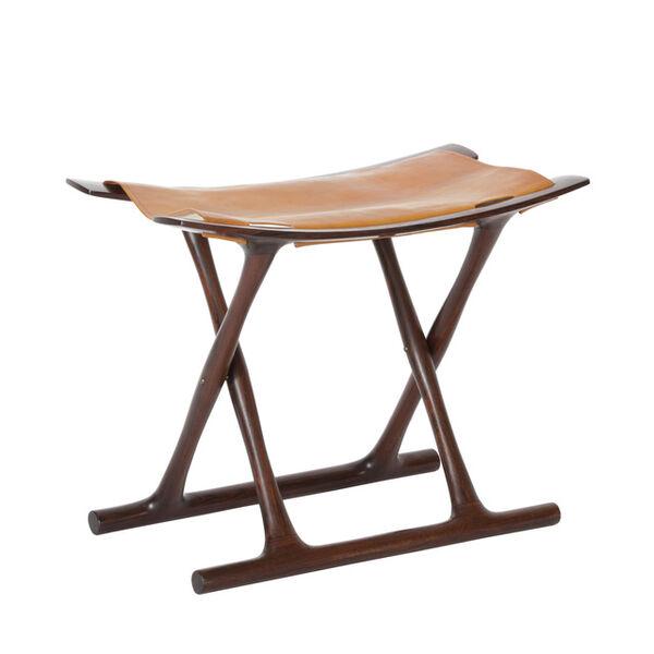 Ole Wanscher, 'Egyptian stool', 1957