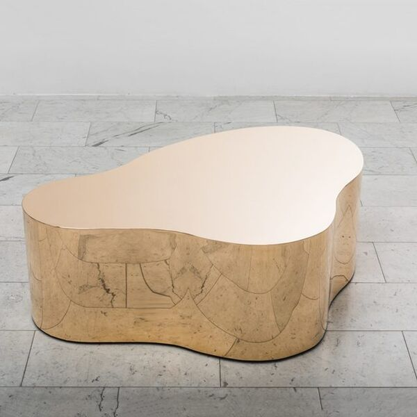 "Karl Spring LTD, 'LTD, Bronze Free Form Low Table ""C""', 2016"