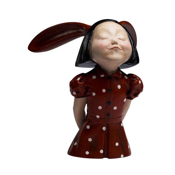Xiang Jing, ' I Have Seen Happiness (Polka Red)  我看到了幸福(波点红) ', 2012