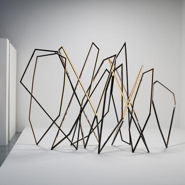 Niamh Barry, 'Walking, Light Sculpture', 2016