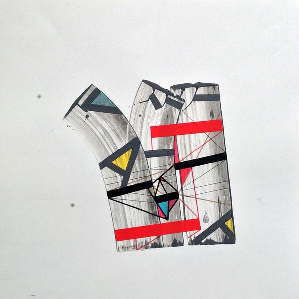 Philippe Halaburda, 'Arddhiia 4', 2018