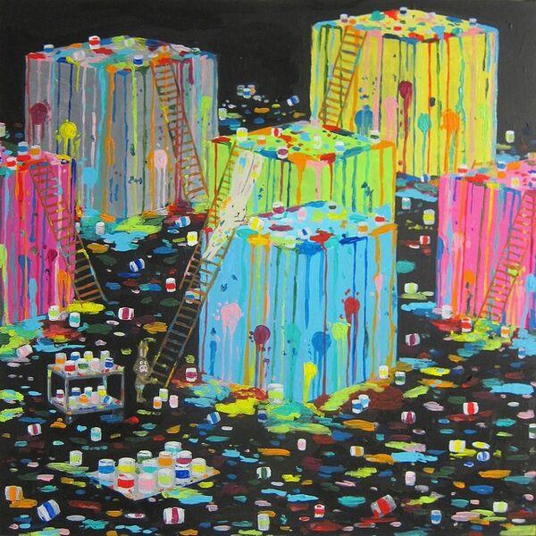 Atsushi Kaga, 'The Work for the Museum', 2011
