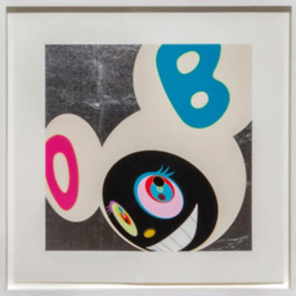 Takashi Murakami, 'And then White and Black', 2005