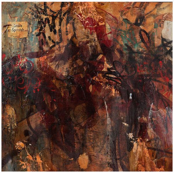 José Parlá, 'Pirate Utopias', 2007