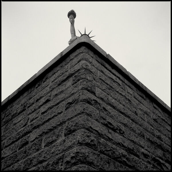 Dan Winters, 'Statue of Liberty', 1990