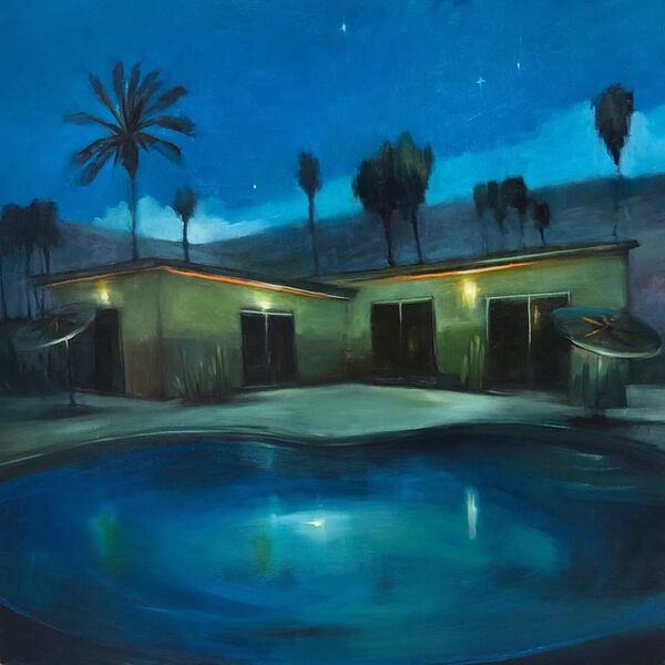 Scott Yeskel, 'Desert Night', 2019
