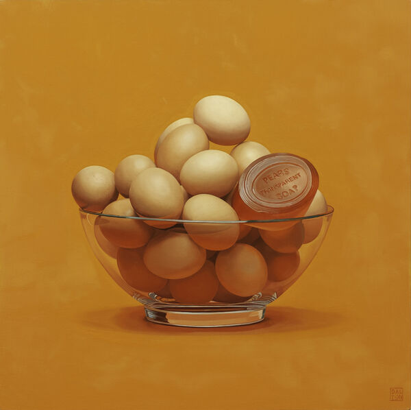 Jonathan Dalton, 'Eggs and Pears', 2020