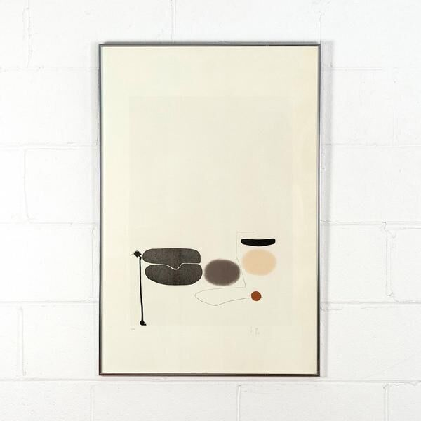 Victor Pasmore, 'Points of Contact C.26', 1972