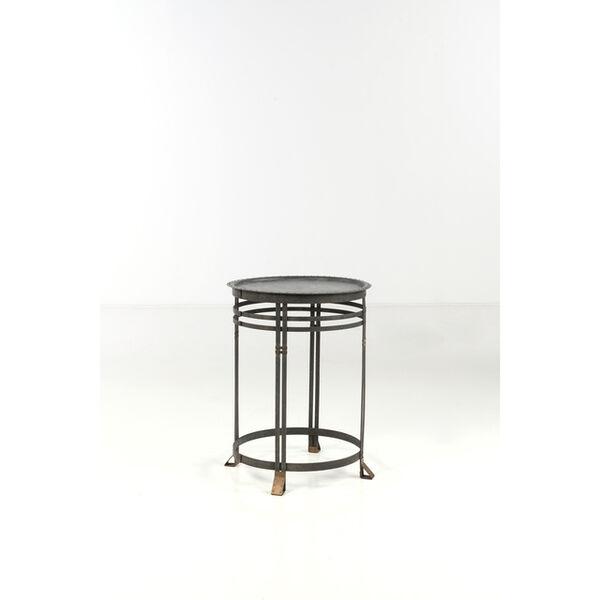 Gustave Serrurier-Bovy, 'Pedestal table - Unique piece', 1907