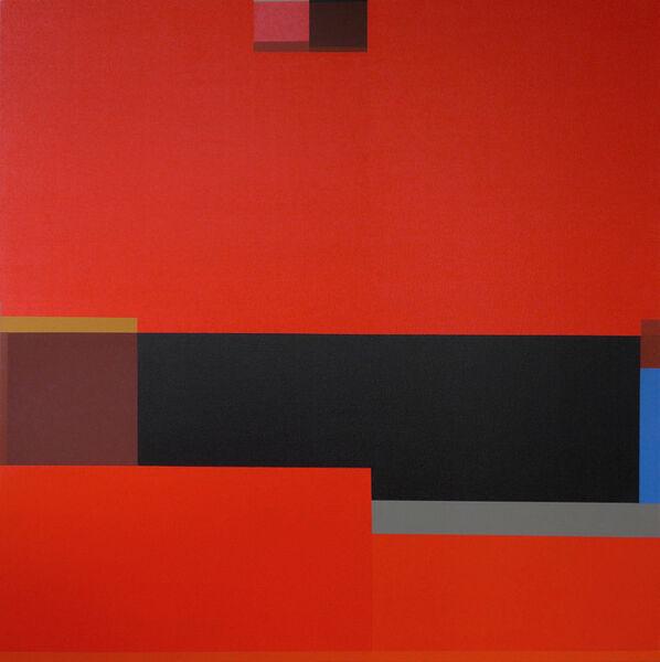 Jesús Matheus, 'La forma es lugar', 2013