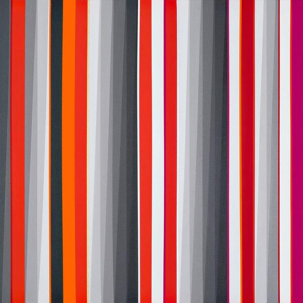 Gabriele Evertz, '(A-) Chromatic + RO', 2015