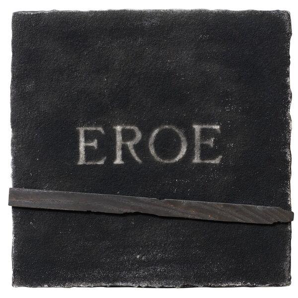 Pier Paolo Calzolari, 'Eroe', 1986