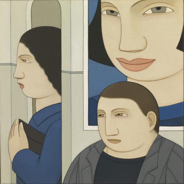 Andrew Stevovich, 'Subway: East Street Station', 2011